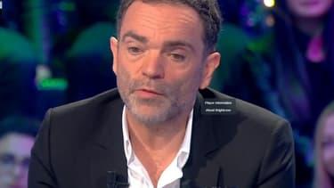 Yann Moix dans Les Terriens du samedi le 17 novembre 2018.