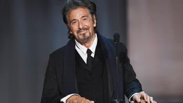 Al Pacino en juin 2017