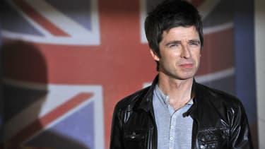 Noel Gallagher aux BRIT Awards 2012
