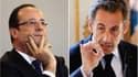 Nicolas Sarkozy (30%) devancerait nettement François Hollande (22%) si le premier tour de l'élection présidentielle se déroulait dimanche, Marine Le Pen faisant jeu égal avec le président socialiste sortant, selon une enquête Ifop Fiducial pour Europe 1 d