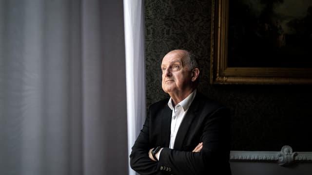 Le maire de Gap, Roger Didier (illustration).