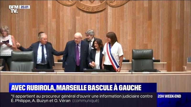 Avec l'élection de Michèle Rubirola, Marseille bascule à gauche