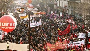 La CGT, rejointe par Solidaires, FSU et des syndicats de jeunesse, a appelé à une journée de manifestation et de grève le jeudi 17 septembre