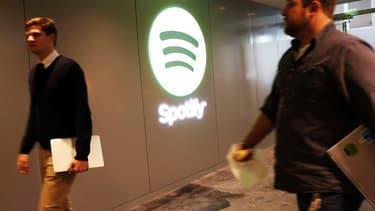 Spotify a gagné 25% d'abonnés depuis mi-septembre.