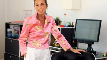 Agnès Saal a remplacé Mathieu Gallet à la tête de l'Ina en mai 2014.