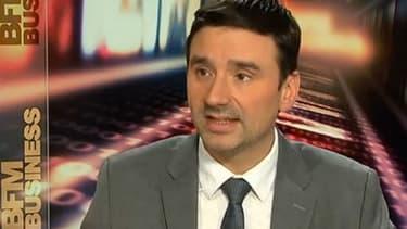 Laurent Grandguillaume était l'invité de BFM Business