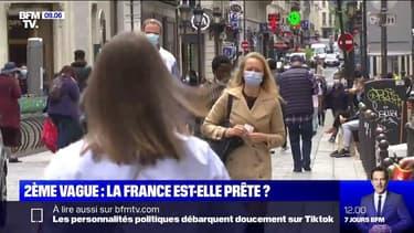 Coronavirus: la France est-elle prête à affronter une éventuelle deuxième vague ?
