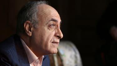 Ziad Takieddine, en avril 2013.