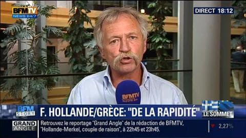 Crise grecque (1/3): La zone euro tient un sommet extraordinaire à Strasbourg