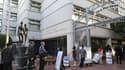 Au tribunal de San José, en Californie, la bataille fait rage entre Apple et Samsung.