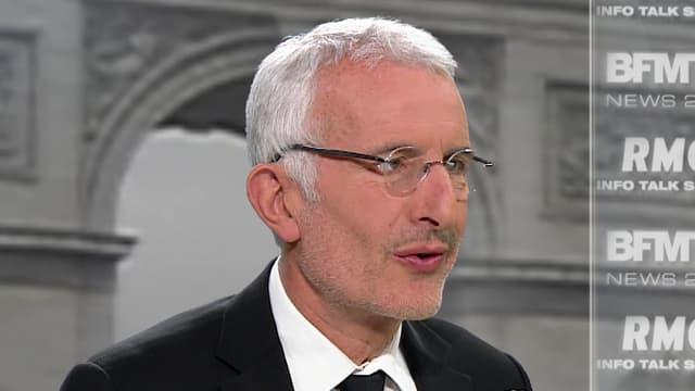 Guillaume Pepy, président de la SNCF, était l'invité de BFMTV et RMC.