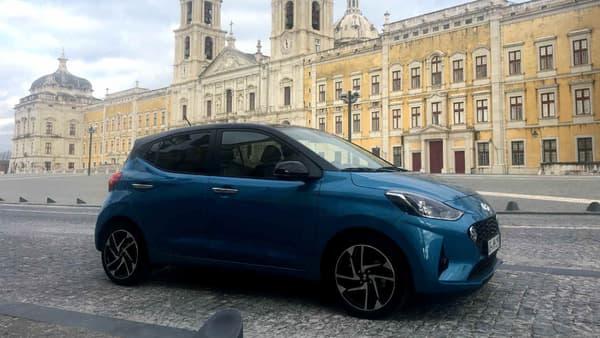Sur le marché français, Hyundai estime qu'il vendra surtout une combinaison petit moteur 67 chevaux/boîte robotisée.