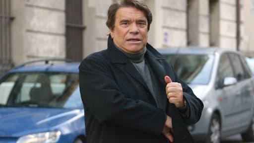 Bernard Tapie.