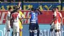 Les Troyens prennent un carton rouge dès le début de match contre Monaco