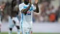 Lassana Diarra sous le maillot de l'OM