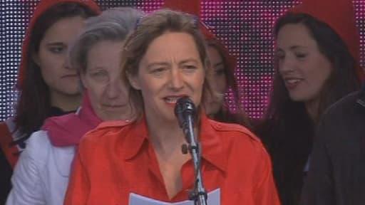 Ludovine de la Rochère a rejoint le devant de la scène.