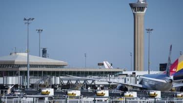 L'aéroport Charles de Gaule