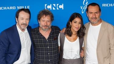 Le Grand Bain aura été un des cartons du cinéma français de 2018.