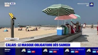 Calais: masque obligatoire dès samedi