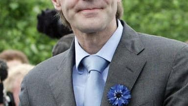 François Baroin, ministre du Budget