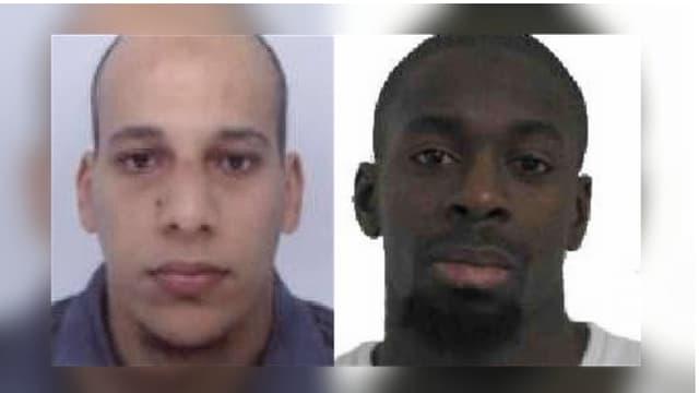 BFMTV a été en contact vendredi avec Amedy Coulibaly et Chérif Kouachi.