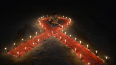 Le symbole de la lutte contre le Sida