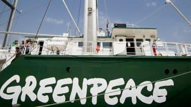 Greenpeace a perdu près de 4 millions d'euros sur le marché des taux de change.