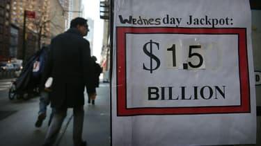 Le montant du jackpot avait atteint une somme inédite