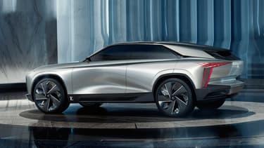 Sur le salon de Genève, DS dévoilera le concept d'un SUV puissant, élégant et connecté
