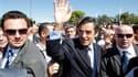 """Lors de la fête départementale de l'UMP des Bouches-du-Rhône, samedi en Camargue, le Premier ministre François Fillon s'en est vivement pris aux socialistes qui ont promis de revenir sur la réforme des retraites si la gauche l'emporte en 2012. """"J'invite t"""