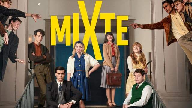 """La série """"Mixte"""""""