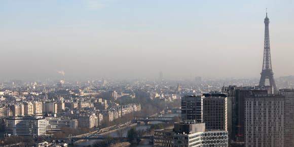 L'Île-de-France en alerte à la pollution aux particules durant trois jours cette semaine.