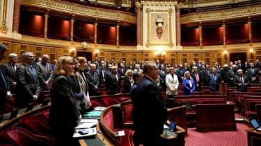 Les sénateurs français en novembre 2019 (illustration)