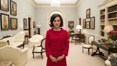 Natalie Portman, dans le film Jackie, en salles en 2017.