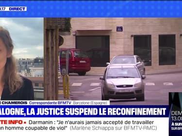 Catalogne, la justice suspend le reconfinement - 13/07