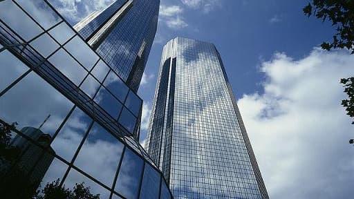 La Deutsche Bank précise qu'aucun de ses hauts dirigeants ne seraient impliqués.