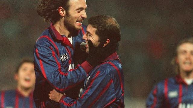 Dugarry-Zidane
