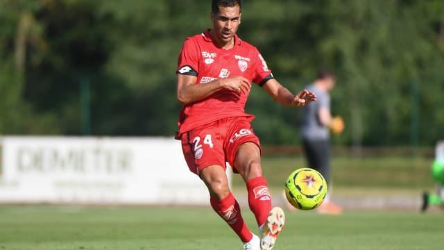 Wesley Lautoa - Dijon FCO