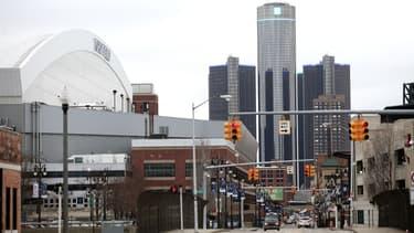 La ville de Detroit s'était déclarée en faillite en juillet 2013