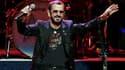 Ringo Starr en novembre 2016 à Las Vegas