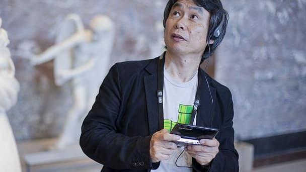 Shigeru Miyamoto est le père de Mario, mais aussi de Zelda et de Donkey Kong.