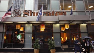 La chaîne Starwood possède des hôtels comme Le Meridien, W, Westin, Le Sheraton.