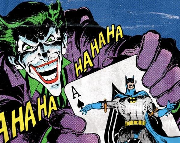 Le Joker par Neal Adams