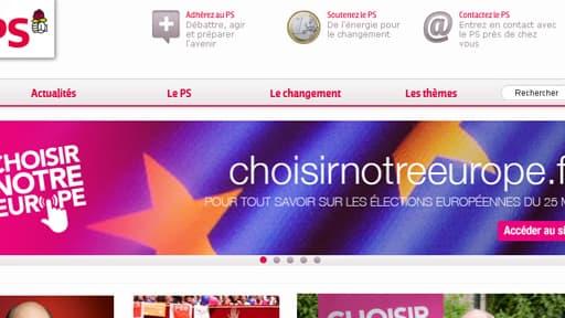 Le site du PS a été hacké ont indiqué les proches de Jean-Christophe Cambadélis.
