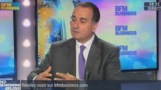Marwan Lahoud, directeur général délégué à la stratégie d'Airbus, était l'invité de BFM Business ce mercredi 17 septembre.