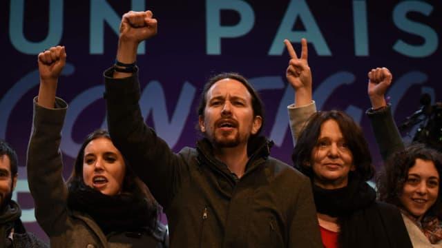 Reprise des négociations entre socialistes et Podemos pour former un gouvernement - Mercredi 30 mars 2016