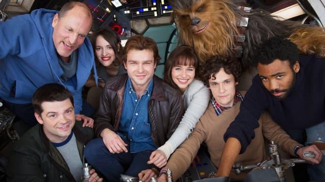 Le casting du spin-off consacré à Han Solo.