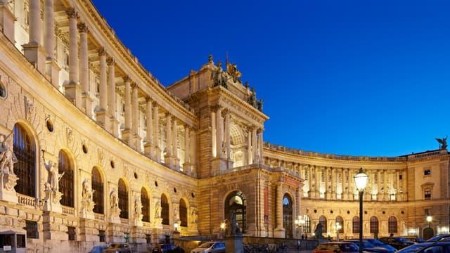 Hofburg Palace de Vienne