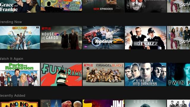 Netflix revendique 150 millions d'abonnés dans le monde.