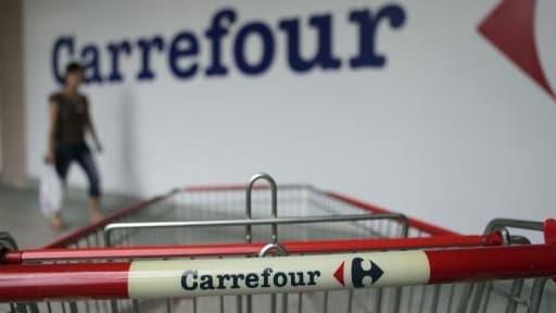 Carrefour a perdu 6% de part de marché depuis le début de l'année.
